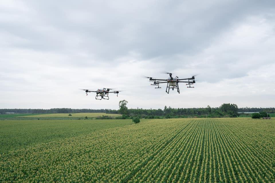 Компанія FlyTechnology - імпортер сільськогосподарських дронів, на Битві Агротитанів презентуватиме 2 новинки! | Битва Агротитанів