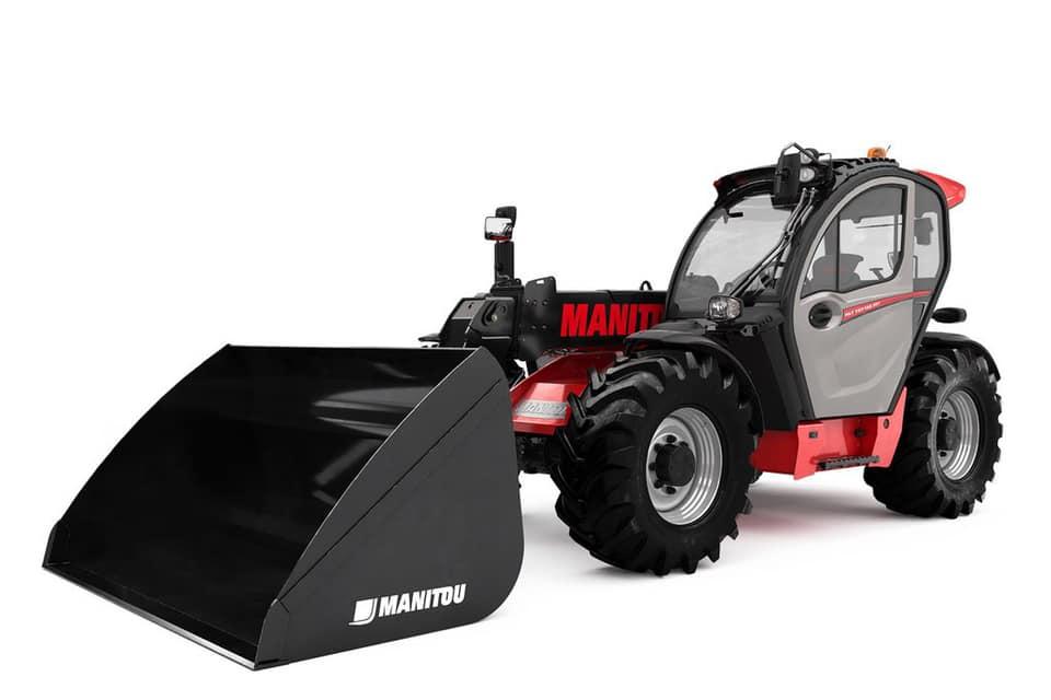 ДОНСНАБ-ЗАХІД на Хмельниччині та продемонструє у статиці навантажувач MANITOU та навісне обладнання   Битва Агротитанів