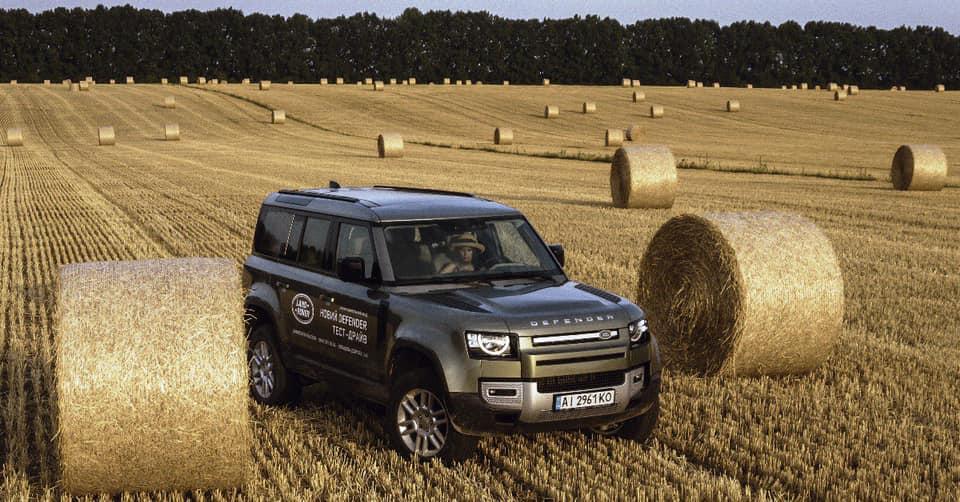 Jaguar Land Rover Київ Захід пропонує найвигідніші умови придбання й обслуговування автомобілів Land Rover!   Битва Агротитанів
