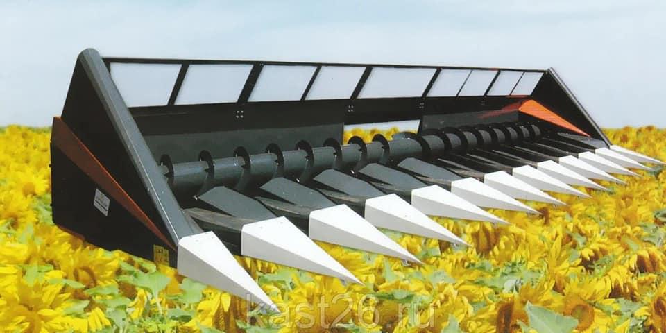 Компанія «Агромашторг» представить соняшникову жатку Optigep OptiSun | Битва Агротитанів